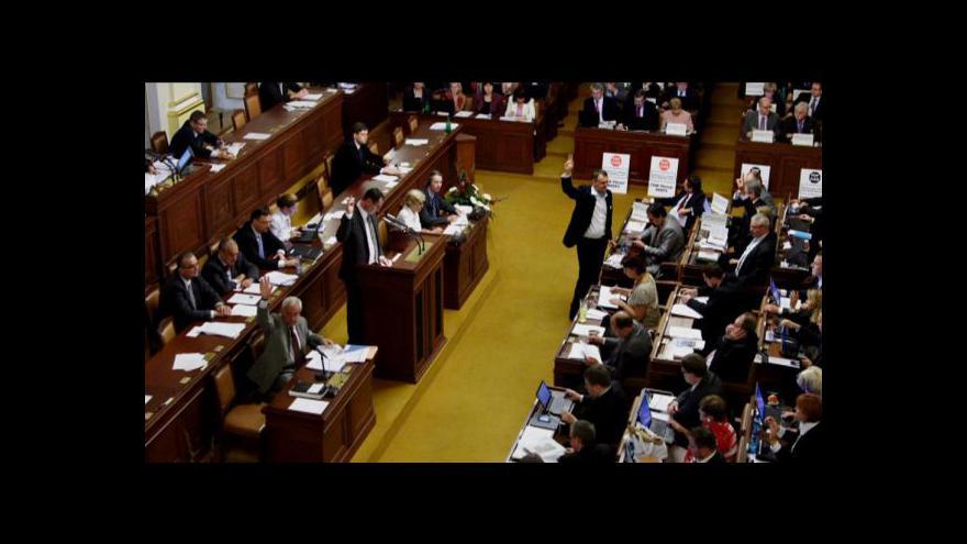 Video Politický evergreen čeká v únoru další jednání ve sněmovně