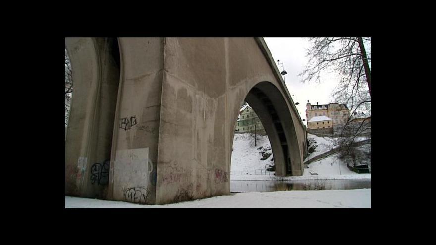 Video Spor o most v Lokti