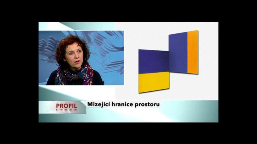 Video Rozhovor s Kateřinou Štenclovou