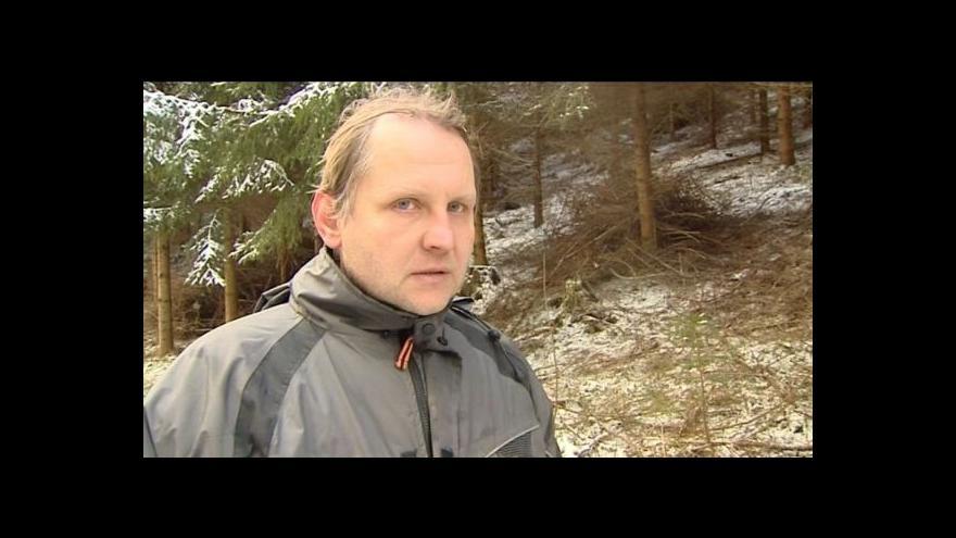 Video O problematice amatérských hledačů hovoří archeolog David Vích
