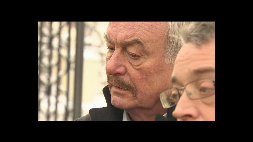 Video ODS podporuje Karla Schwarzenberga