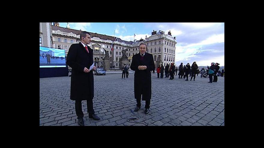 Video Volba prezidenta 2013: Rozhovor s Karlem Gottem