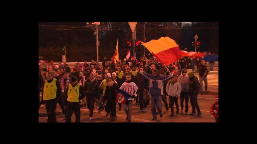 Video Rozhovory s Petrem Švancarou a Jaroslavem Hajnem