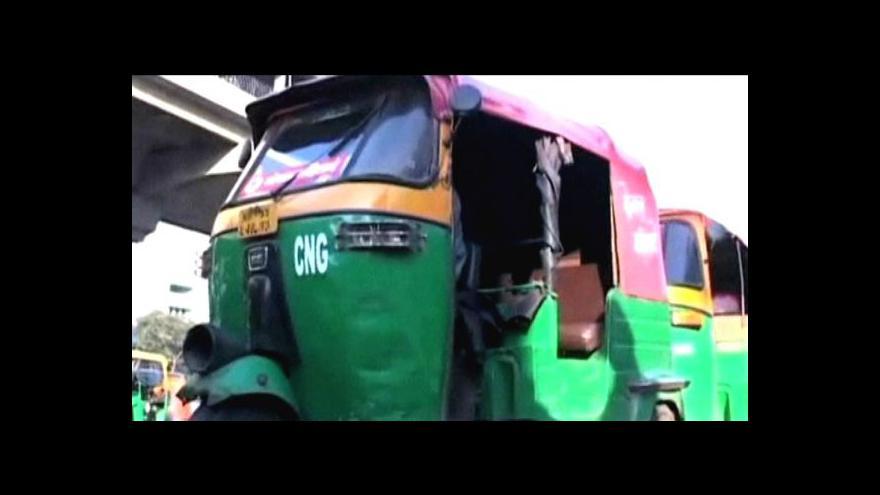Video Růžové taxi pro ženy