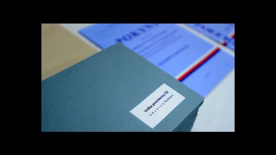 Video Jaká byla dnešní volební účast?