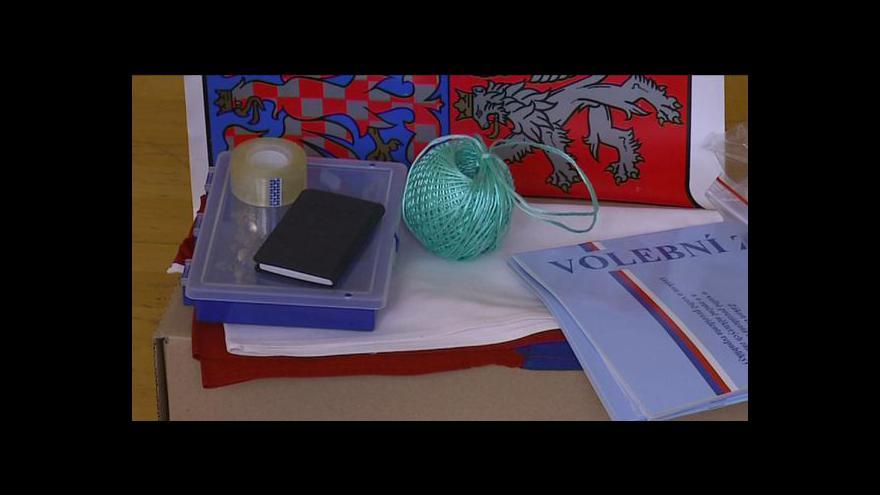 Video Přípravy na volby tématem Událostí