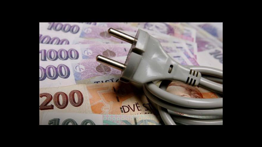 Video V Říčanech vsadí na aukce energií pro domácnosti