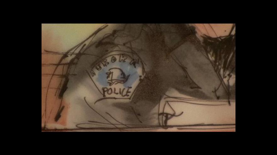 Video Holmes stanul před soudem