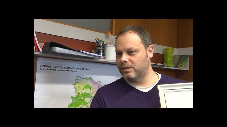 Video Starosta Želechovic o protestu proti amnestii