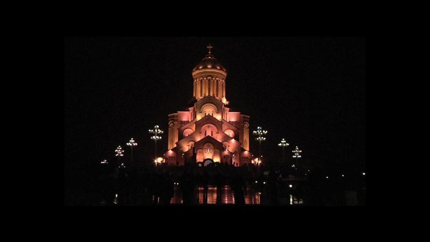 Video Pravoslavní ve světě slaví Vánoce