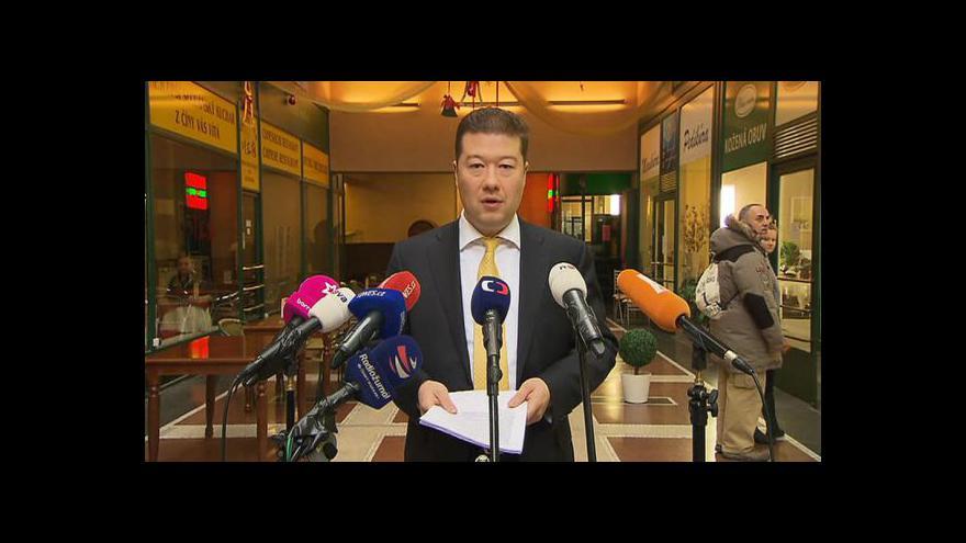 Video Tomio Okamura k rozhodnutí ÚS o přímé volbě