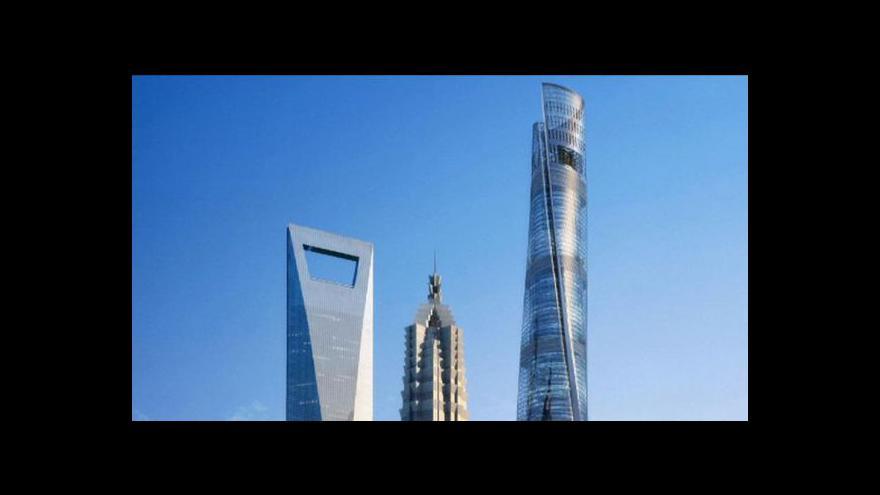 Video Čeští architekti se realizují v Číně