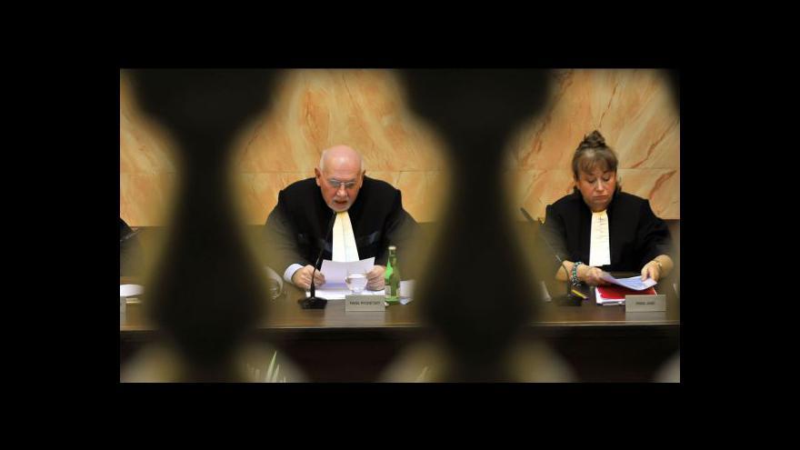 Video Ústavní soud se sejde kvůli volbě prezidenta