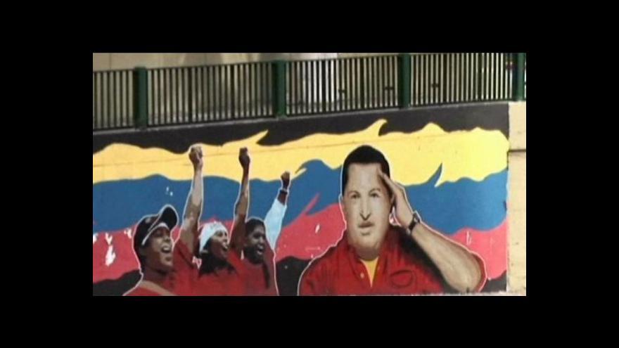 Video Jaký je Chavezův zdravotní stav?