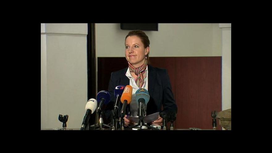 Video Brífink po jednání vedení strany LIDEM