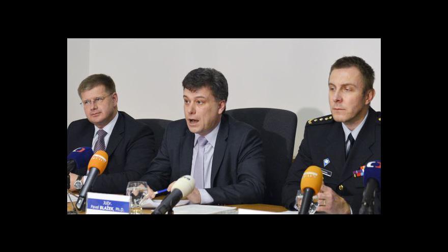 Video TK ministerstva spravedlnosti a pracovní skupiny pro amnestii