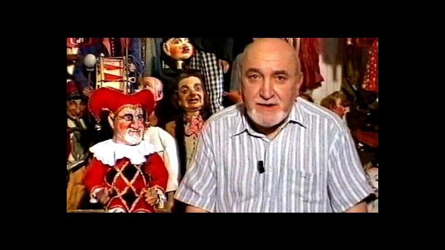 Video Zemřel Karel Čáslavský