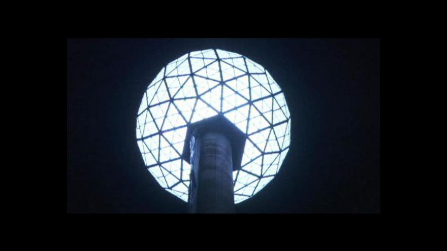 Video Svět oslavil příchod roku 2013