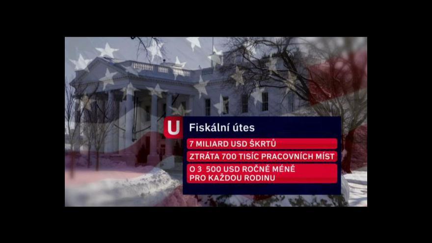 Video Americký daňový pat tématem Událostí