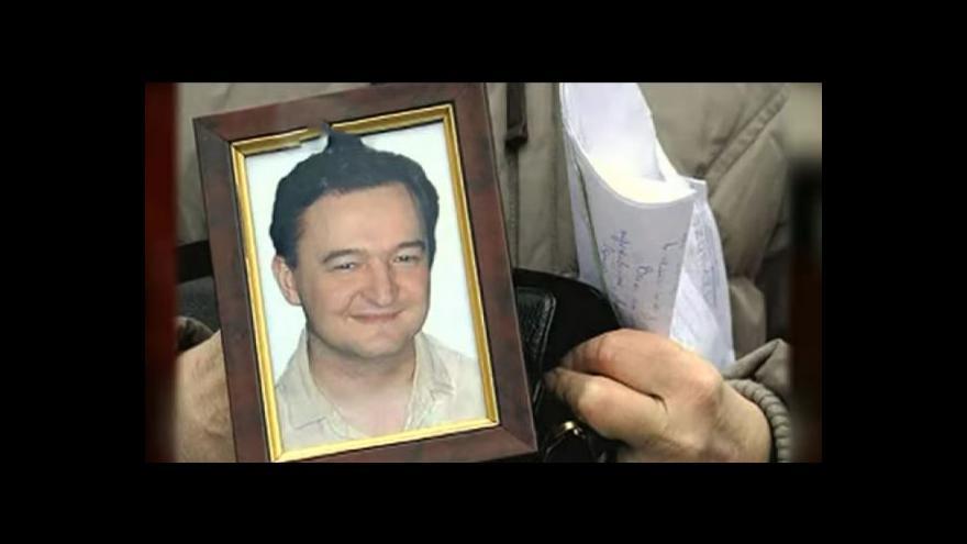 Video Magnitského kauza znovu před soudem