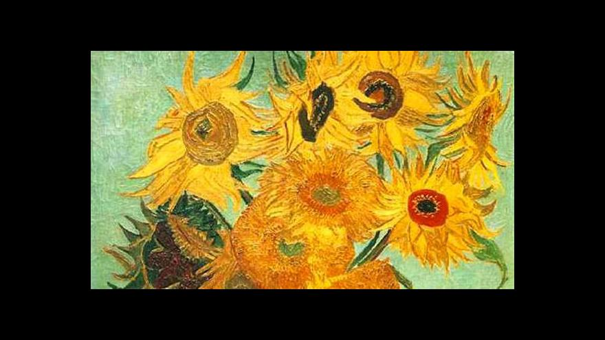 Video Poprvé v češtině vycházejí zápisky Vincenta van Gogha