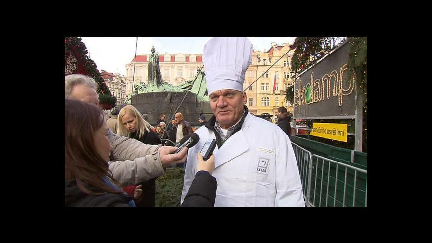 Video Rozhovor s primátorem Svobodou