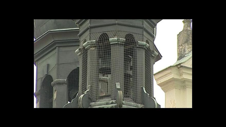 Video Události k církevním restitucím