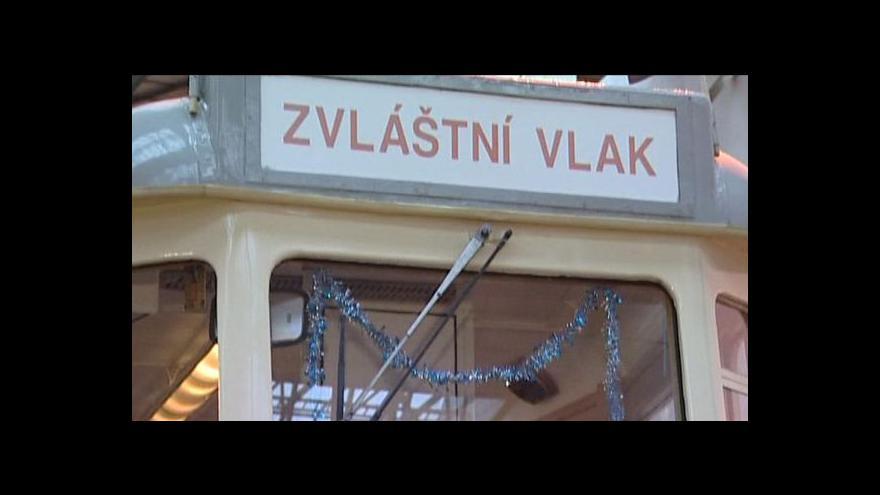 Video Betlémská tramvaj