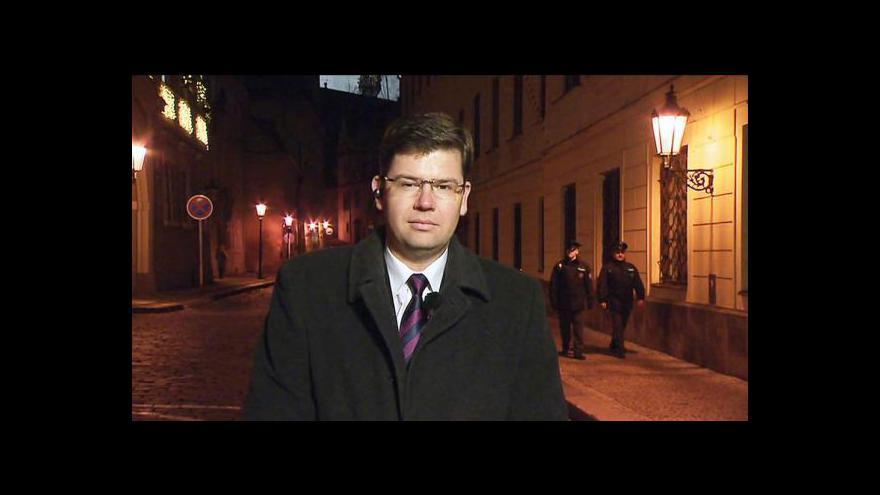 Video Jiří Pospíšil hostem Událostí