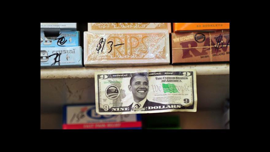 Video Daňová nedohoda v USA