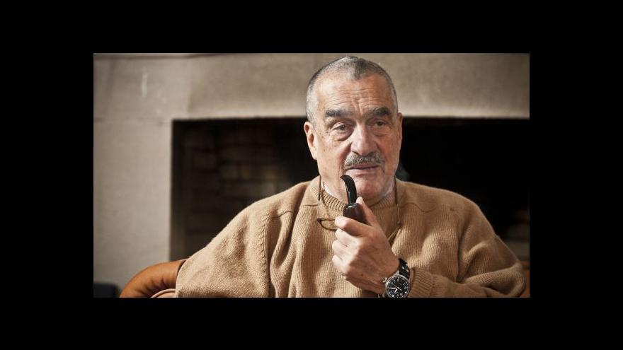 Video Ekonomika ČT24: Rozhovor s Karlem Schwarzenbergem