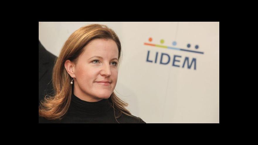 Video Konec Peake i LIDEM v koaliční vládě tématem Událostí