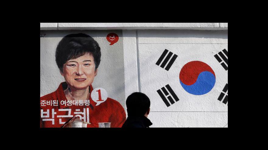 Video Hlavou Jižní Koreje bude poprvé žena