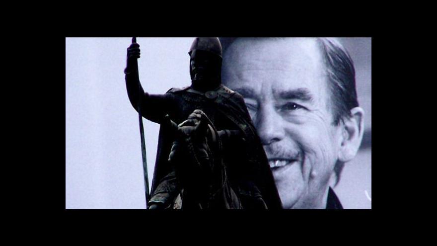 Video Vzpomínky na Václava Havla