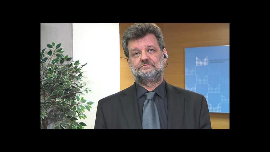 Video Ministr vnitra Kubice v Událostech o volebních stížnostech