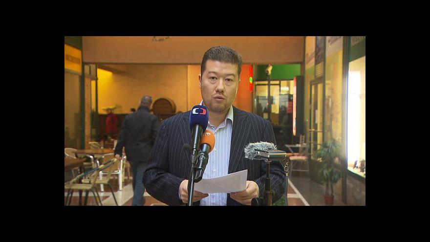 Video Tomio Okamura o prezidentské kandidatuře