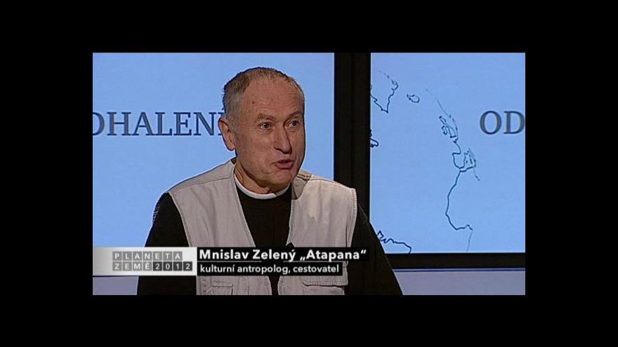 Video Rozhovor s Mnislavem Zeleným a Marinou Čarnogurskou