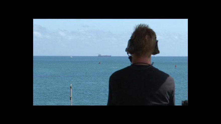 Video Ghana musí propustit zadržovanou argentinskou vojenskou loď