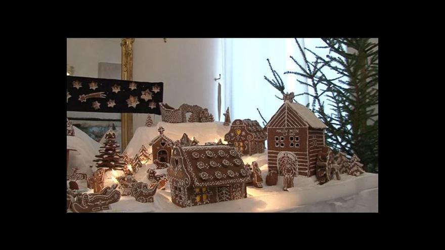 Video Vánoční výstava Betlémů v Brně