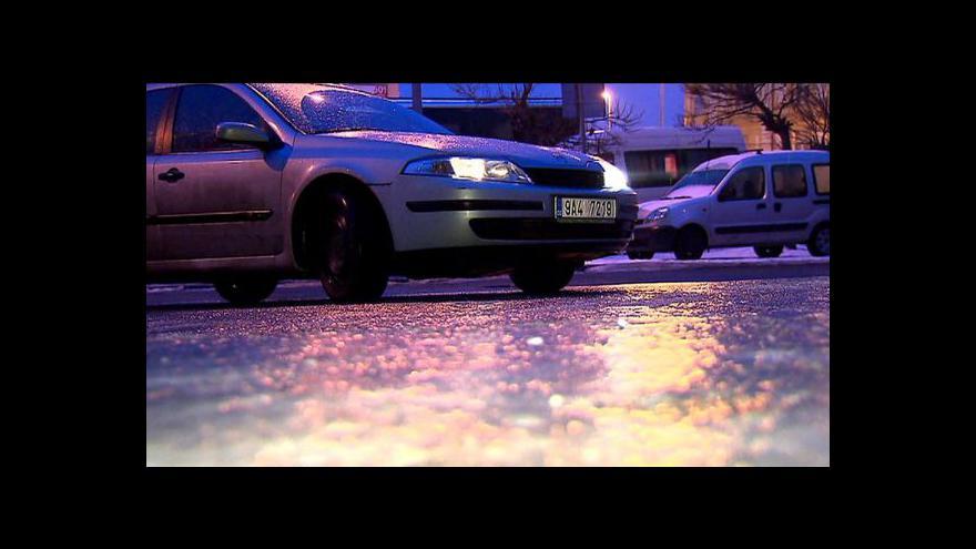 Video Události: Česko pod ledovkou