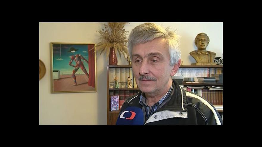 Video Ředitel Igor Stránský o Slováckém divadle