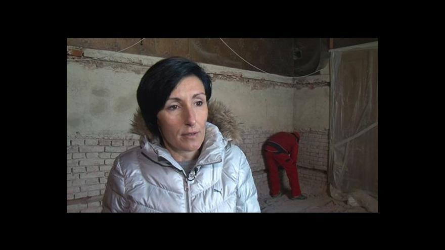 Video Kastelánka Martina Medková Rudolfová o problémech s dřevomorkou