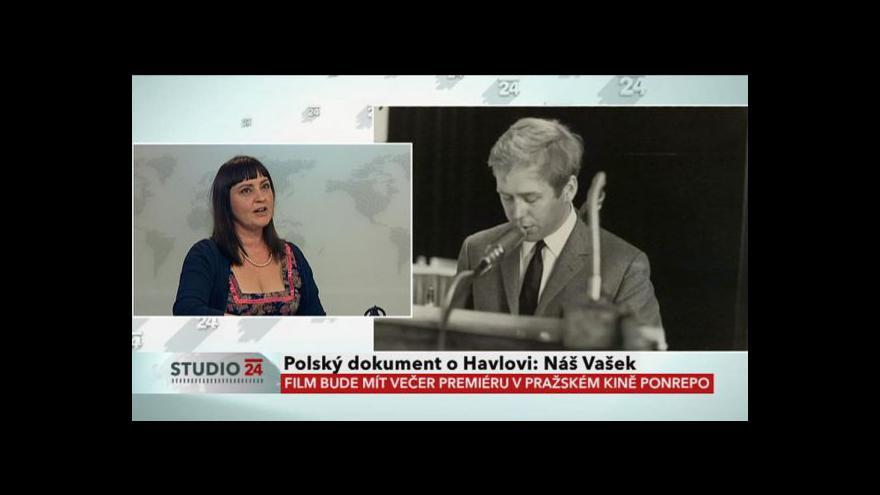 Video Rozhovor s Krystynou Krauze