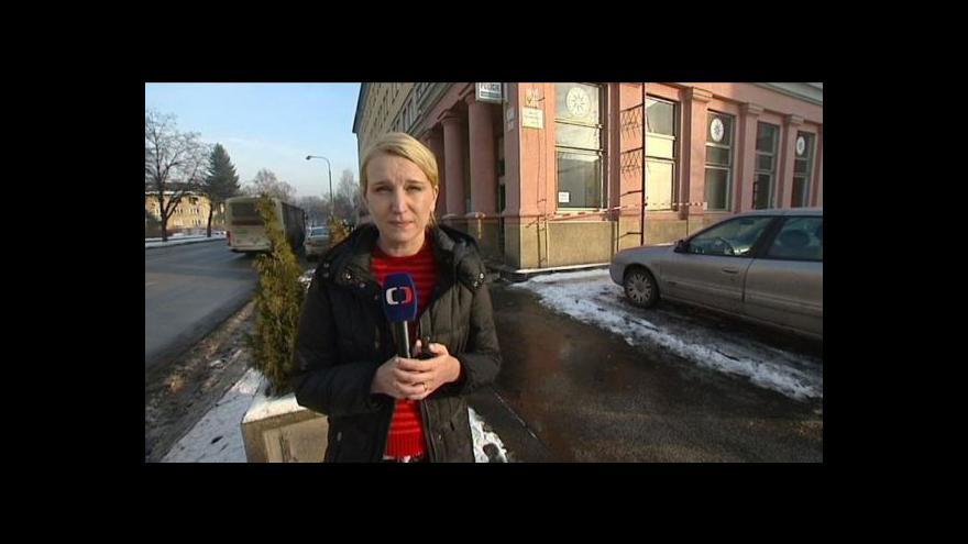 Video Reportáž Marty Pilařové