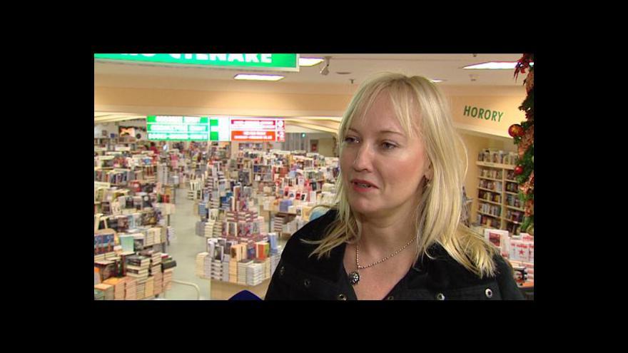 Video Tři knižní tipy Aleny Ježkové