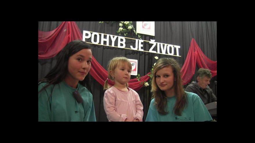 Video Reportáž Diany Netolické a Michaely Novotné