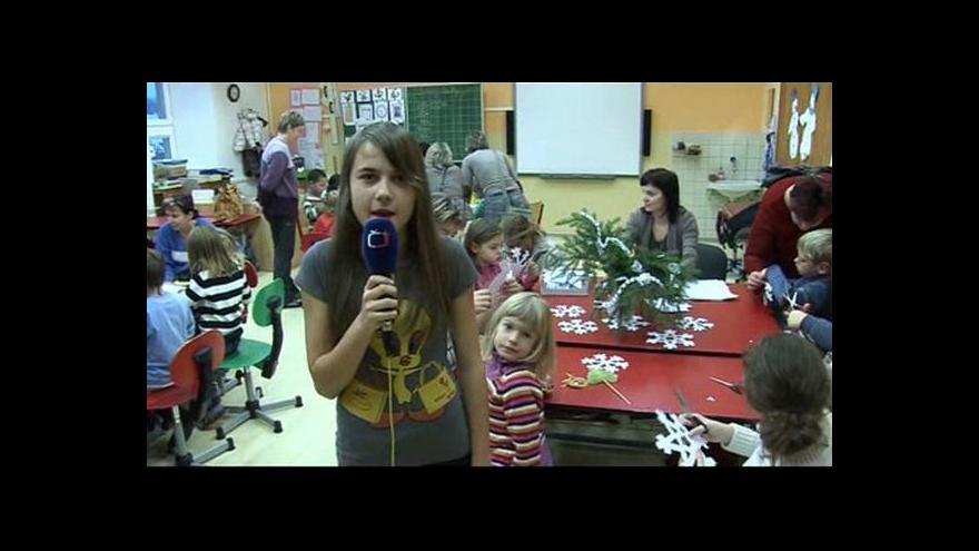 Video Reportáž Moniky Trojanové