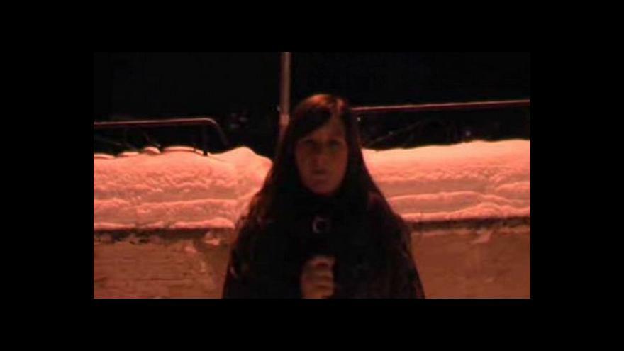 Video Reportáž Jany Novotné
