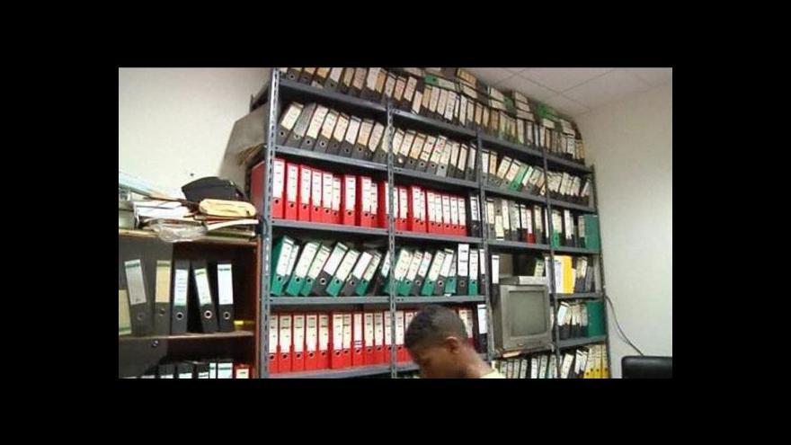 Video Saadího případ ukazuje na praktiky CIA a MI6