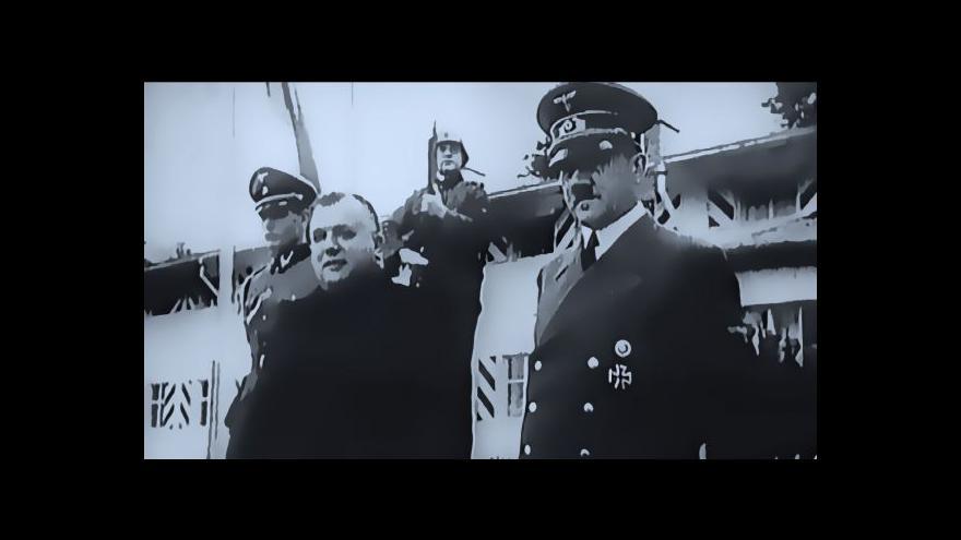 Video Reportáž Davida Miřejovského